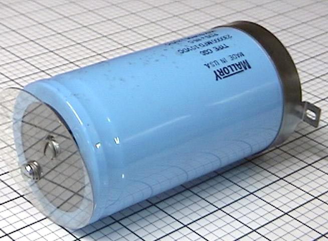 dating mallory capacitors