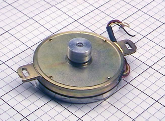 Used Stepper Motor Type Hf65a B12q