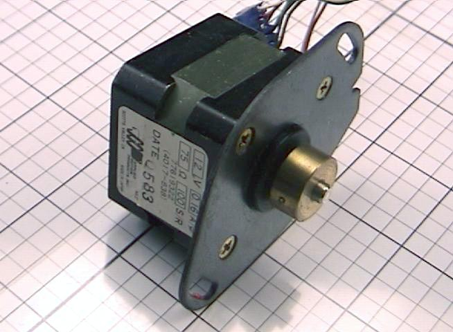 Used Stepper Motor 77619324