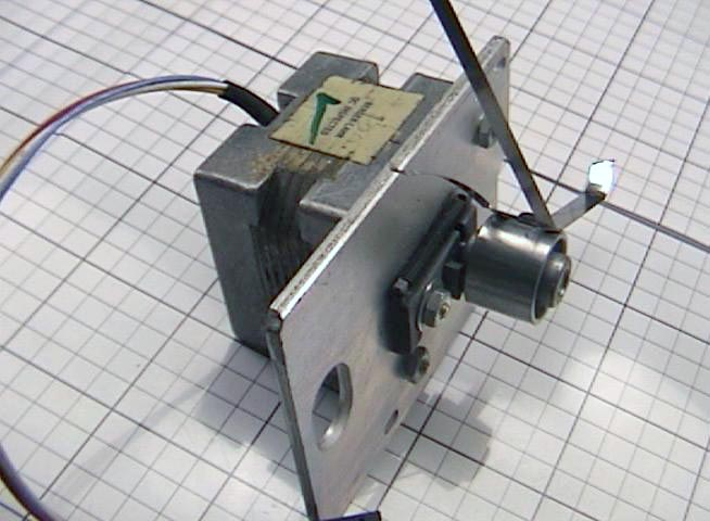 Used Stepper Motor Sa 50823 0