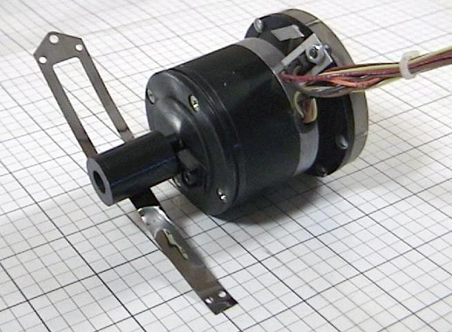 Used Stepper Motor Model 023 200 024 Pe
