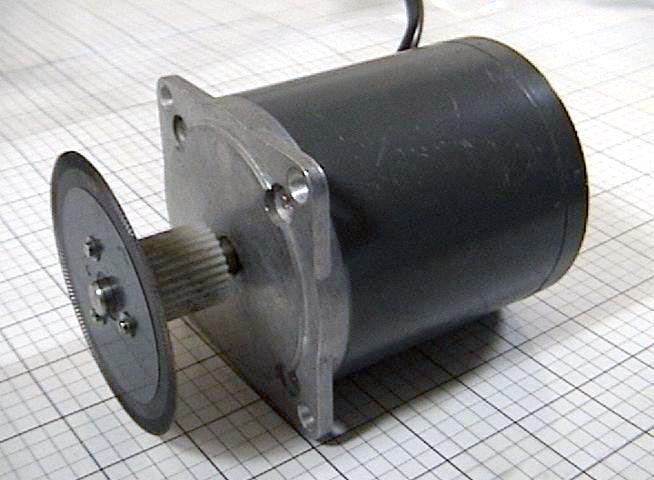 Used Stepper Motor Type 34pn C101