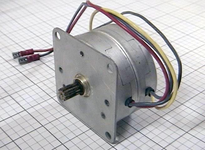 Used Stepper Motor A82904 M1
