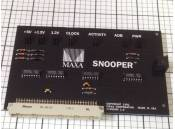 USED Snooper Card MAXA Version 1.0