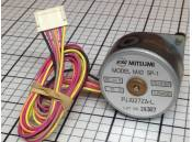 USED Stepper Motor Mitsumi M42 SP-1 24VDC 7.5°/Step