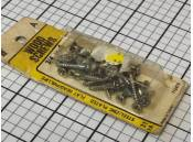 Wood Screws (Pack of 31) Flat Head Phillips 3/4 x 6