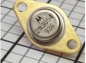 Power Transistor, Motorola 2N3054, TO-66 NPN