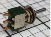 Sub-Miniature Toggle Switch JBT JMT-121 115V 5A