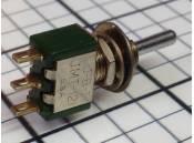 Sub-Miniature Toggle Switch, JBT JMT-121, 5A 115V