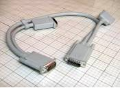 USED DOS Compatibility External Cable, Apple Mac P/N: 590-2104