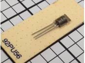 Silicon PNP Transistor, 92PU56