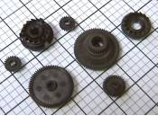 USED Replacement Gears for HP C1602A PaintJet XL Printer