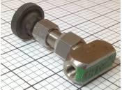 USED Needle Valve Whitey 3RF2 316 Stainless Steel