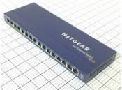 USED Fast Ethernet Switch Netgear FS116 10/100 16 Port