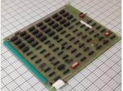 USED Circuit Board ROM Control Sanders 4170360G1