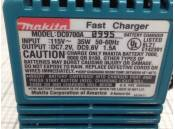 USED Fast Charger 9.6VDC Makita DC9700A