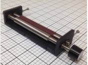 "USED Manual Paper Feed Roller 3-3/4"" Working Surface"