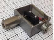 USED Vacuum Switch Adjustable Micro BZ-2R