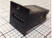 USED Electrical Counter Tamura E-709 28VDC 7-Digit