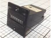 USED Electrical Counter Hecon 006-106032 28VDC 7 Digit