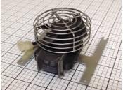 USED C-Frame Vent Fan Motor Gould BJB 115VAC