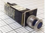 USED Industrial Pull-Push Button Operator Blue Allen-Bradley 800MR-FXP26XS D