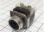 USED Pull-Push Button Operator Allen-Bradley 800T-FXP16XA1 N