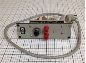 USED Voltage Regulator Lehigh Valley Electronics 1643 Panel Mount