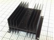 USED Heat Sink Aluminum 140mm x 122mm x 67mm For TO-3