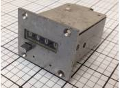 USED Electrical Counter 4 Digits Veeder-Root 159104 24VAC