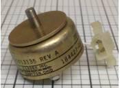USED Rotary Solenoid Ledex 81840 184427-001