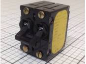 USED 1.75 Amp Circuit Breaker Airpax UPGH11-1REC2-7307-1 2 Pole