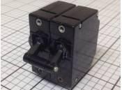 USED 10 Amp Circuit Breaker Klixon 52MC12-123-10 250VAC 2 Pole