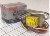 Line Matching Transformer SPECO T-2510 25V 10W