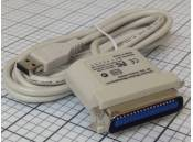 USB to Parallel Mac Cable HP C4033-60003
