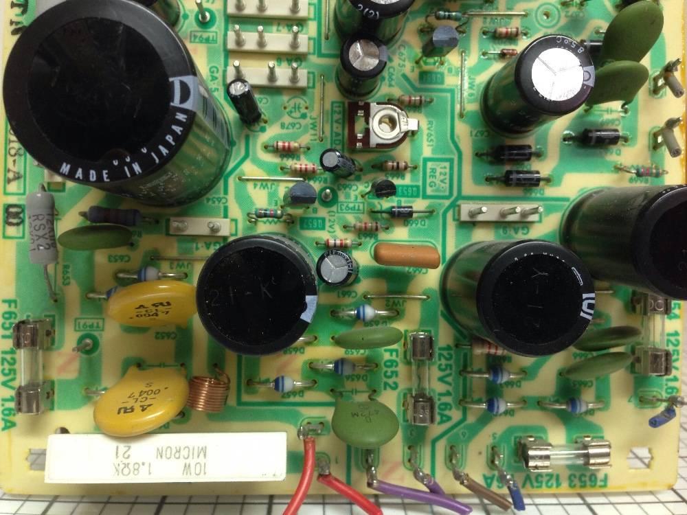 Used Circuit Board Ga 1