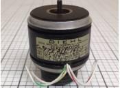 USED AC Servo Motor Diehl FPE21L-165-1 115V