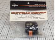 Relay/Overload Combination Supco PRO41 1/4-1/3 HP 115V