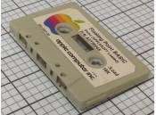 Vintage 16K Apple II Cassette Tape Penny Arcade & Finance I