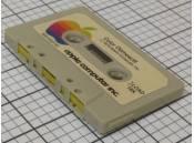 Vintage Apple II Cassette Tape Color Demosoft & Little Brick Out