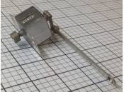 Vintage Analog Counter Lever Driven 3 Digit Manual Veeder-Root