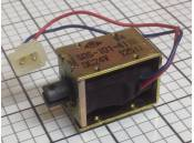 USED Solenoid SJ 1F4 SDS-101-411B Pull Type 24VDC