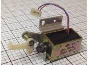USED Solenoid SJ 1F4 SDS-102-411 24VDC Pull Type