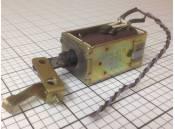 USED Solenoid Shinmei EMG-402112 32VDC Pull Type