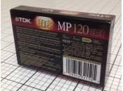 Camcorder Video Tape Hi8 TDK P6-120H8MP