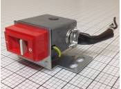 USED I/O Power Switch C-H 250VAC 20A