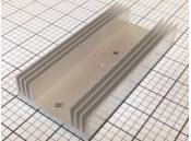 USED Heat Sink Aluminum 150mm x 72mm x 24mm