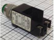 USED Pilot Light Allen-Bradley 800MR-P16S Series D Green Cap 110/120V