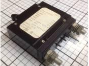 USED Circuit Breaker Airpax UPL1-1REC2-7579-1 90 Amp 32VDC