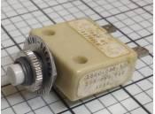 USED Circuit Breaker Mechanical 1600-028-100 10 Amp 125/250VAC